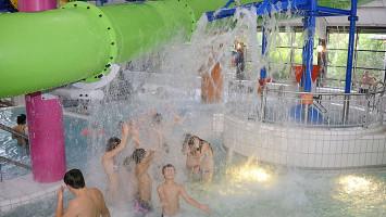 AquaFun – der Wasserspielpark für junge Familien