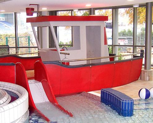 AQUARENA GmbH - Spielschiffe