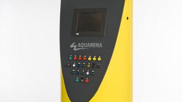 AQUARENA GmbH – Bedienterminal