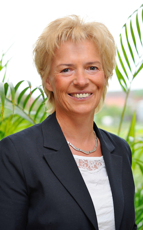 Elke Braun, Marketingleiterin AQUARENA GmbH Team-Jettingen