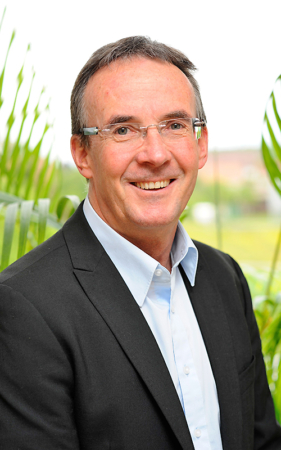 Dipl.-Sportökonom Jochen Bohnet, Geschäftsführender Gesellschafter AQUARENA GmbH Team-Jettingen