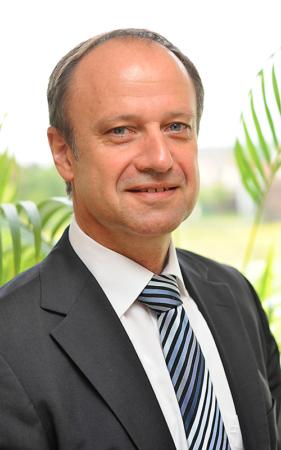 Dipl.-Ing. Rainer Braun, Geschäftsführender Gesellschafter AQUARENA GmbH Team-Jettingen