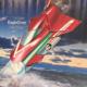 Raketenstart EagleDiver