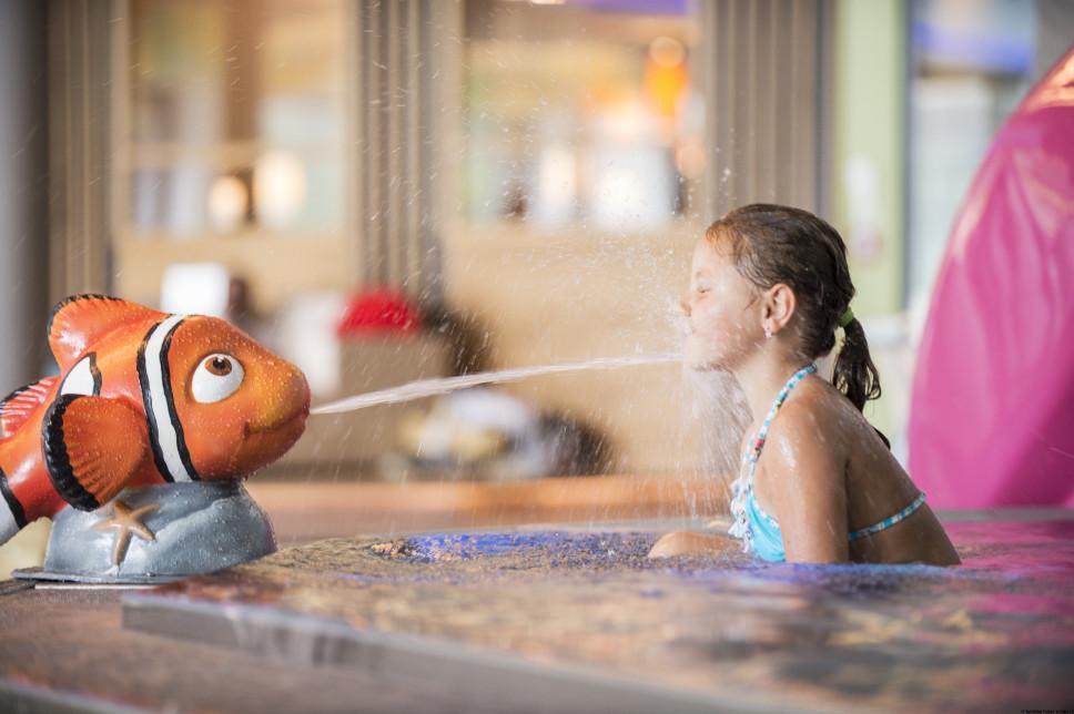 AquaFun im Hotel Huber, Vals (I)