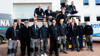 Das AQUARENA Team sucht einen Elektroinstallateur