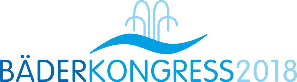 Logo Bäderkongress 2018