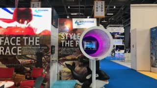 Messestand AQUARENA auf der IAAPA Expo Europe 2019